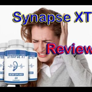 Synapse XT Review - About Synapse XT Ingredients.