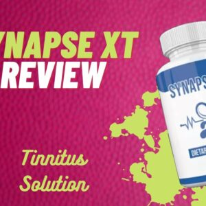 Synapse XT Review: Effective Tinnitus Supplement For You!