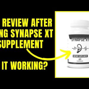 Synapse XT Review - My result after using Synapse XT [Is It Working]