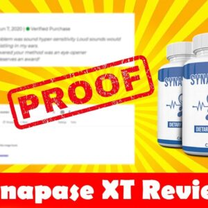 Synapse XT Review | Scam Exposed Here! Must Watch!