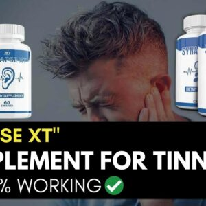 Synapse XT Reviews: Healthy Tinnitus Relief Support
