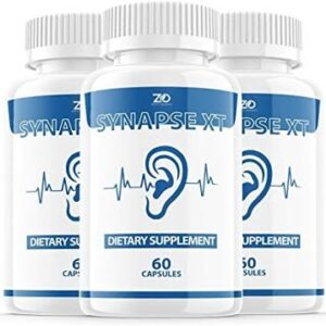 Synapse XT Reviews (Tinnitus Supplement) – Safe Ingredients