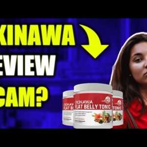Okinawa Flat Belly Tonic Review! Okinawa Flat Belly Tonic Weight Loss? Really Works?