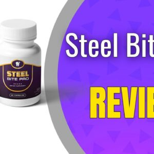 Steel Bite Pro Review: Steel Bite Pro How To Rebuild Your Gums And Teeth