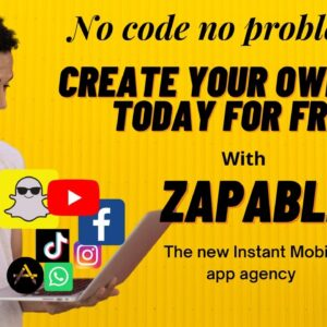 Zapable Review 2021 (Extensive step-by-step tutorial on how to use Zapable) NO CODING REQUIRED!