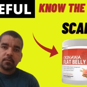 know the truth of Okinawa flat belly tonic - Okinawa flat belly tonic my testimonial