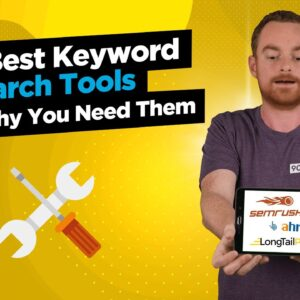 The Best Keyword Research Tools In And Why You Need Them