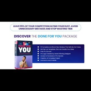 The Invisible Method - Done For You - USA Sales VSL OTO 3  Web Optimized