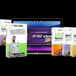 The Invisible Method - Overview of Training - Latest Software