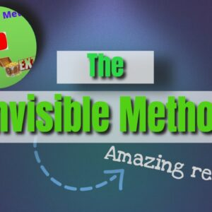 The Invisible method [review ]