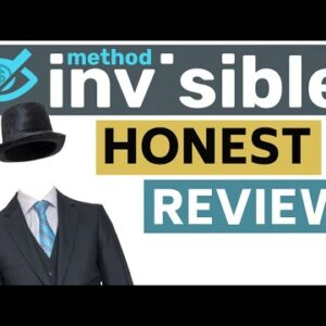 The Invisible Method Review - The HONEST Review