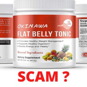 The Okinawa Flat Belly Tonic full product review 2021