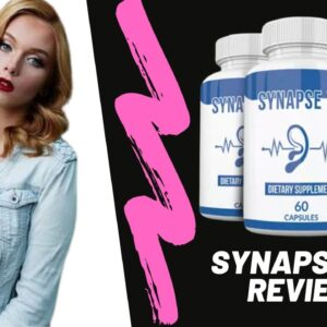 Synapse XT Review - 👂Best Natural Tinnitus Relief Supplement 💊Of 2021 | Independent Customer Reviews