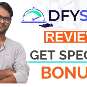 DFY Suite 3.0 Review And Demo |  With My🎁 $3000+ Bonuses 😍