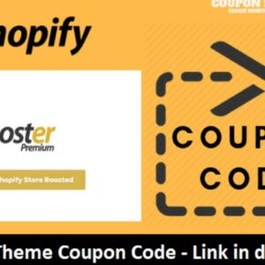 Upto $900 00 off Booster Theme Coupon Code