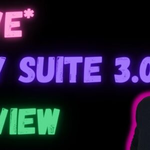 DFY Suite 3.0 Review 🛑 LIVE 🛑 CHECK OUT MY CUSTOM 🎁BONUS PACK🎁 BEFORE BUYING❗