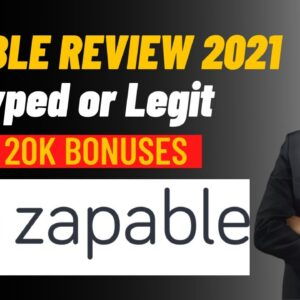 Zapable Review 2021 | Demo & $20k Bonuses | Create Mobile App Without Coding in 10 Mins
