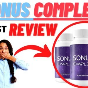 Sonus Complete Review 2020 - What Other Reviews Won't Tell You About This [Tinnitus Supplement]