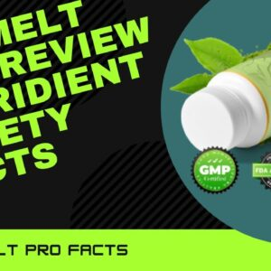 Bio Melt Pro Review 2021| Does Bio Melt Pro Ingridient Really Work? [ Safety and Side Effect]