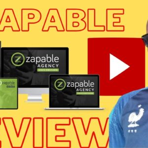 ZAPABLE  REVIEW 🛎️ BONUS 🛎️ ATTENTION Create a
