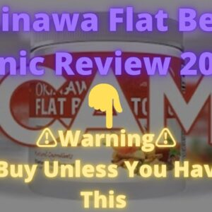 The Okinawa Flat Belly Tonic Review - Is it legit or scam - Fat belly tonic program