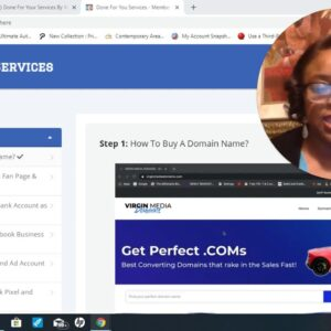 Wesley Billion Dollar Virgin Done For You Services Review