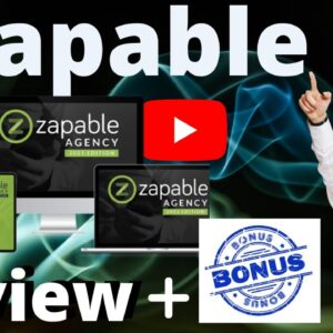 Zapable Review🥇 The Most Powerful Instant Mobile App Builder🥇