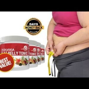 What benefits can you expected from okinawa flat belly