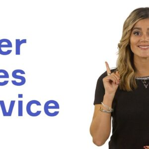 What is After Sales Service?