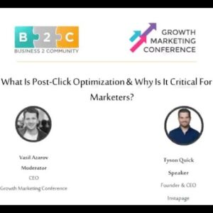 What is Post Click Optimization and Why is it Critical for Marketers?