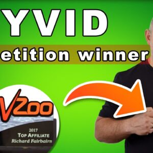 Winner Of The Syvid Competition