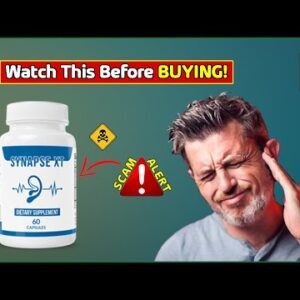 synapse xt for tinnitus reviews   Don't Buy Synapse XT Before Watching This Video
