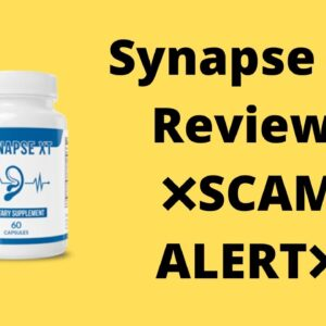 Synapse XT Review- ❌SCAM ALERT❌ watch this video before you buy