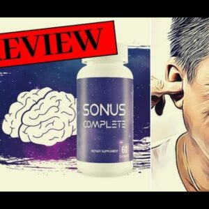 Sonus Complete Amazon, has anyone tried sonus complete tinnitus formula reviews, Sonus Complete Scam
