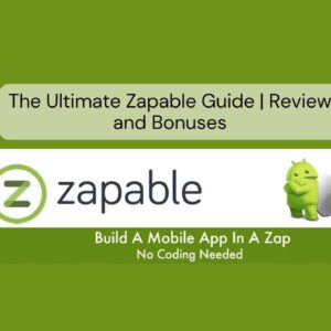 Zapable - Instant Mobile App Maker Review - DEMO - HOW TO USE