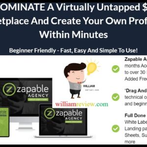 Zapable Review | FULL WALKTHROUGH & 950 BONUSES