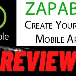 Zapable Review : Helping You To Make Mobile Apps