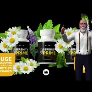 Serenity Prime Review ⚠️ALERT⚠️Other Reviews Don't Tell You This About The Supplement!