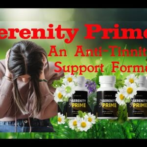 Serenity Prime Reviews – You need to knew this before buying Serenity Prime