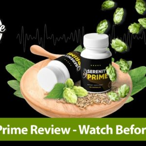 Serenity Prime Natural Supplement Review - How to Maintain Normal Hearing