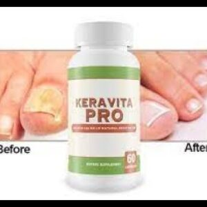 I Drink This Keravita Pro Tonic Every Time Before Putting Shoes On!