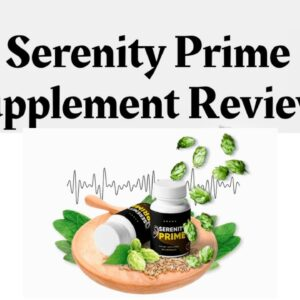 Serenity Prime Supplement Reviews: Does It Work For Hearing loss Recovery?