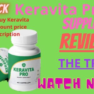 Keravita Pro Reviews-Consumer Report on Where to Buy Keravita Pro For Nail Fungus by InDepth Reviews
