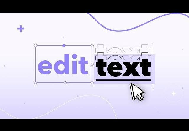 How to edit text on InVideo: InVideo Tutorial 2021